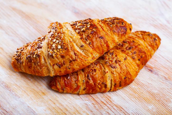 Wholegrain Croissants