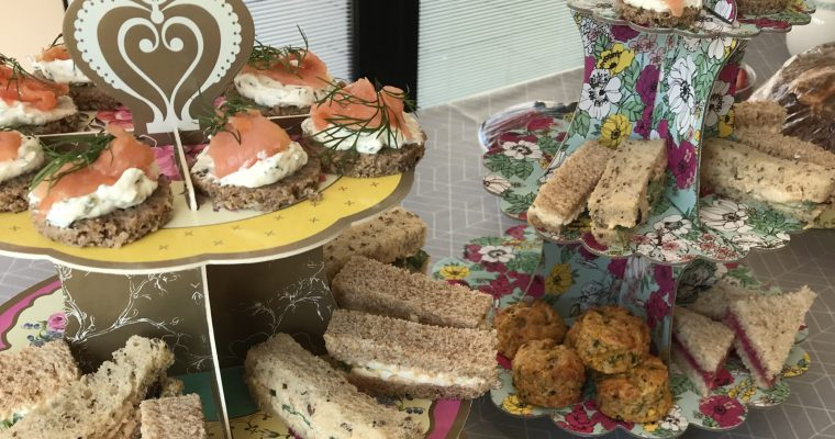 Afternoon Tea: An Enjoyable Event for the Elderly